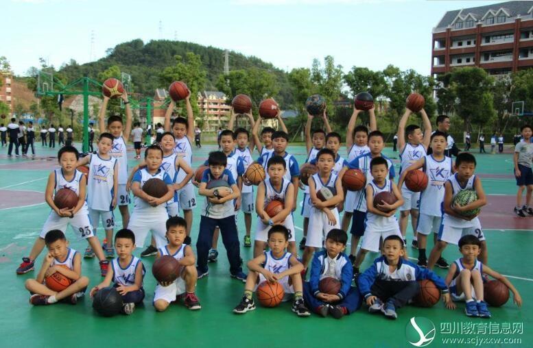 联谊球场,为梦想而战  ——天立小学选修课专题报道之篮球课程