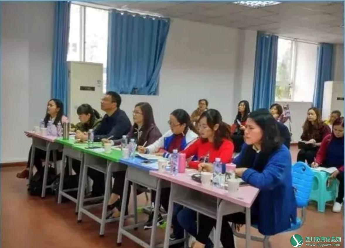 四川广元和重庆云阳的学校联谊上课,共同打造高效的数学课堂