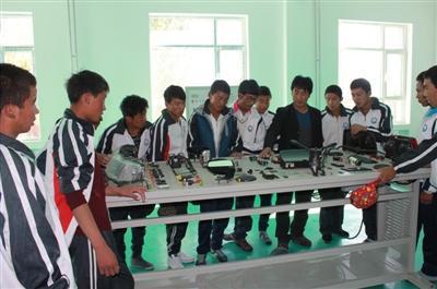 成都:未来中职生可中途转学普通高中