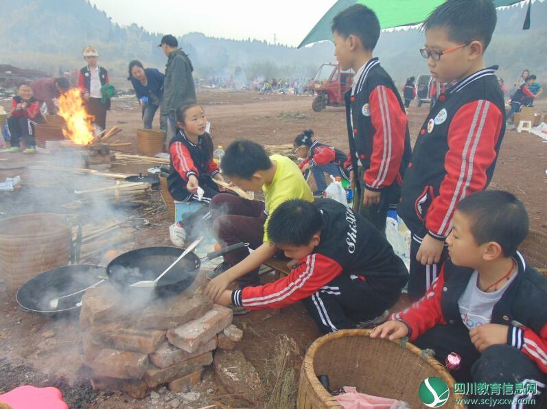 安岳实验小学开展社会实践活动