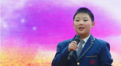 美德少年:中江县继光实验小学易思源
