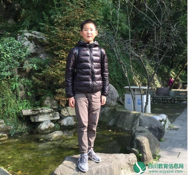 北川县永昌中学罗昊