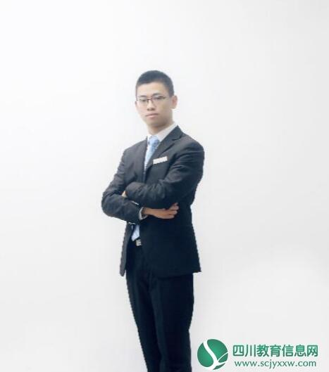 黄代军:戴氏教育遂宁片区金牌化学教师