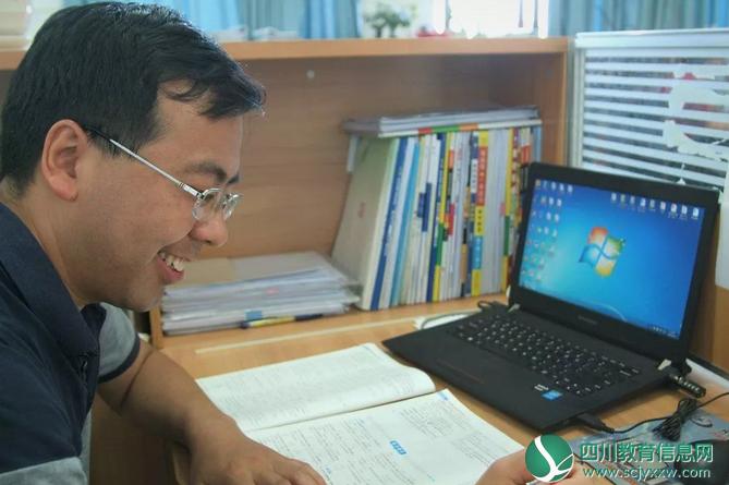 【教师风采】何谓教,何谓学——杜松奎老师采访记