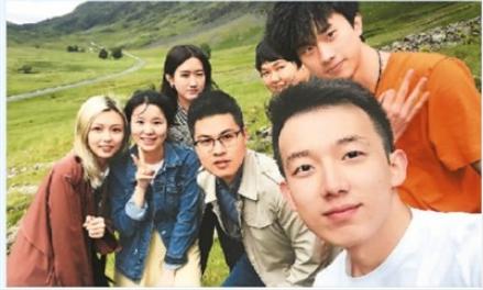 暑假来了 海外学子晒出计划书