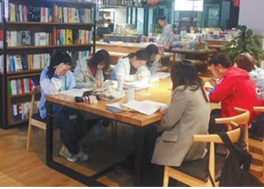 多政策齐扶持 校园书店拓宽成长空间