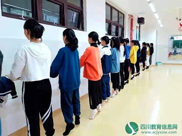 马边教育系统多举措开展质量提升行动