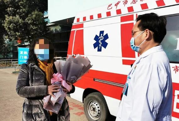 刚刚巴中2例新冠肺炎病例治愈出院!为一线医护人员点赞!