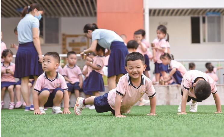 """广安市开展""""三年行动计划"""",新(扩)建公办幼儿园160所,解决""""入园难""""""""入园贵""""问题"""