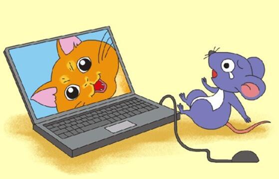 作文推荐:《看图写话|小老鼠玩电脑》平昌县实验小学