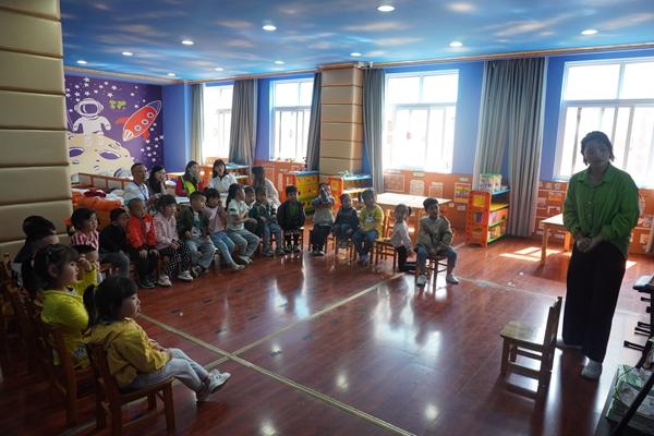 汶川县第二幼儿园 ——以督导检查为契机 推动学校新发展